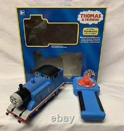 LIONEL LIONCHIEF THOMAS THE TANK ENGINE With REMOTE CONTROL 6-83503 O GAUGE STEAM