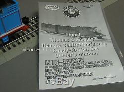 LIONEL THOMAS & FRIENDS CHRISTMAS LIONCHIEF REMOTE CONTROL ENGINE santa 6-30162