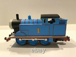 LIONEL TRAINS -THOMAS THE TANK ENGINE #1- With WHISTLE, O-GAUGE, STEAM LOCOMOTIVE