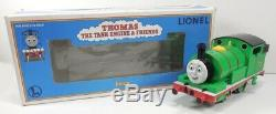 LIONEL TRAIN Box PERCY STEAM LOCOMOTIVE ENGINE Thomas The Tank Engine # 6-18722