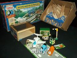 Learning Curve Thomas & Friends Wooden Railway Jeremy & The Airfield Set