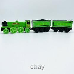 Learning Curve Thomas The Tank Engine Wooden Railway Flying Scotsman 1999