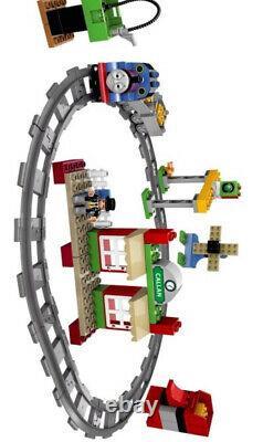 Lego Duplo Thomas The Tank Engine Thomas Starter Set 5544 100% Complete 2008