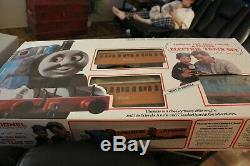 Lionel 8-81011. Thomas The Tank Engine & Friends. Garden Scale Train Set Used