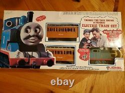Lionel 8-81011 Thomas The Tank Engine & Friends Train Set G Scale Plus Expansion
