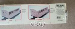 Lionel 8-81011 Thomas The Tank Engine Train set G scale / Large Scale NEW RARE