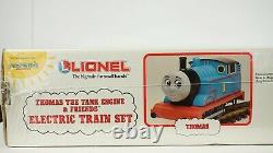 Lionel G Scale Thomas the Tank Engine Electric Train Set 8-81011 Factory Sealed