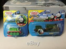 Lot Of 18 NEW Thomas & Friends Take-n-Play Diecast Magnetic Engines Old Stock