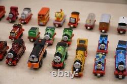 Lot Of 35 Thomas The Train & Friends Metal Diecast Trains & Vehicles