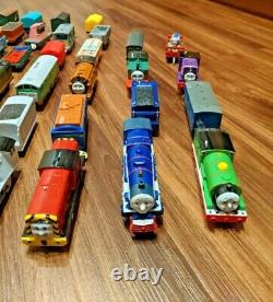 Lot of Thomas & Friends TOMY TrackMaster Motorized Trains & Cars 1997-2013 RARE