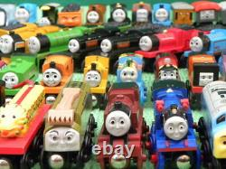 Lots individual TRAINS for THOMAS & FRIENDS WOODEN RAILWAY + BRIO engine toy set