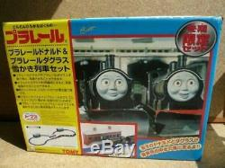 Ltd. In winter TOMY Thomas the Tank Engine Douglas & Donald Plarail Toy A62