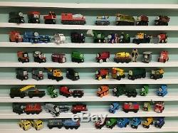 Massive Lot THOMAS & FRIENDS TRAIN ENGINE WOODEN RAILWAY WOOD