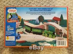 NEW & RARE 2001 Flying Scotsman Thomas & Friends Wooden Railway
