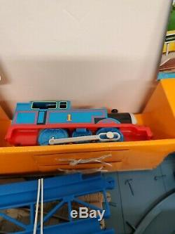 NEWithOPEN BOX! Thomas & Friends Spin & Fix Thomas at the Sodor Steamworks Set