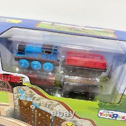New Sealed Thomas & Friends Wooden Railway Gold Mine Mountain Set