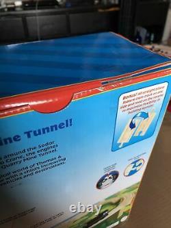 New Thomas & Friends Wooden Railway Quarry Mine Tunnel Set