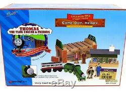 Nib Thomas The Tank Engine & And Friends Come Out Henry Character Story Pack