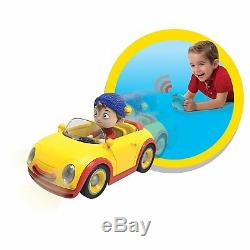 Noddy Noddy's Remote Control RC Car Horn and Engine Sounds