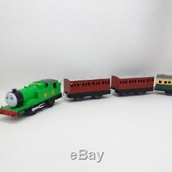 Oliver Express Green Coach Thomas the Tank Engine Trackmaster Plarail Train TOMY