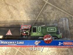 P82 Thomas & Friends Trackmaster Blue Mountain Mystery Hideaway Luke Set NEW