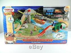 Pirate Cove Discovery Set THOMAS & FRIENDS Wooden Railway MISB wood train track