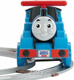 Power Wheels 6V Battery Powered Thomas & Friends Thomas Train with Track