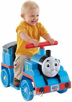 Power Wheels Thomas the Train Thomas with Track Toddler Toys Train Ride Vehicle