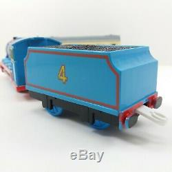 Powerful Gordon Angry Motorized Trackmaster Thomas Tank Engine TOMY Used