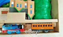 RARE Steam Along Thomas The Train Set Tomy 2005 Real Steam & Sounds Hit