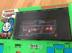 Rare Grandstand Thomas the Tank Engine Vintage 1984 Electronic Game Superb