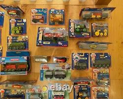 Retired Thomas & Friends Wooden Railway 60 Car New In Box Back To School Sale