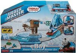 Runs in track master TRACK MASTER Thomas the Tank Engine Thomas of snow moun F/S