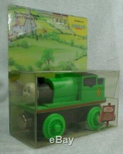 SAFELY STORED 25YRS 92 Thomas Wooden PERCY NIB COA Special Sale! V1 V$900