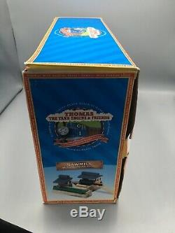 Sawmill with Dumping Depot Thomas The Tank Engine And Friends Wooden Railway