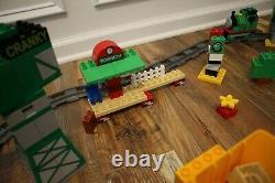 Set of 5 Lego Duplo Thomas & Friends Train Sets 5545 5556 5545 5546 3301