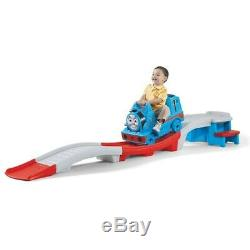 Step2 Thomas the Tank Engine Bedroom Set Thomas Bed Toy Box and Toy Coaster