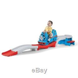 Step2 Thomas the Tank Engine Up Down Roller Coaster Ride Push Toy Train Track