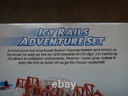 THOMAS FRIENDS Trackmaster Sodor Snow Storm ICY RAILS ADVENTURE SET