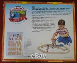 THOMAS THE TANK ENGINE 99516 Freightyard Expansion Pack Real Wood NEW see pics