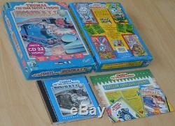 THOMAS THE TANK ENGINE & FRIENDS PINBALL Commodore Amiga CD32 BIG boxed, eng