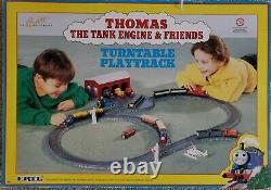 THOMAS THE TANK ENGINE & FRIENDS Turntable Playtrack 1996 Ertl NEW in BOX