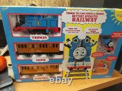 THOMAS THE TANK ENGINE & friends, electric operated Railway, NEW, Vintage, shelf