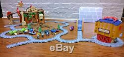 THOMAS Train Take n Play Track MISTY ISLAND BASH DASH FERDINAND TIMBER WATERFALL