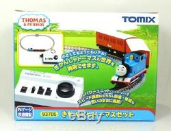 TOMIX 93705 N gauge Thomas & Friends Thomas the Tank Engine Train Set NEW BOXED