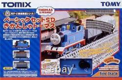 TOMIX N gauge Basic Set SD Thomas the Tank Engine 90141