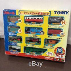 TOMY Plarail Rare Thomas & Friends Thomas the Tank Engine Freight car set 1990s