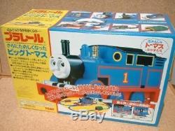 TOMY Thomas the Tank Engine Big Thomas Plarail with Yellow box Toy Brand New A62
