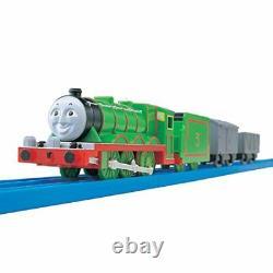 Takara Tomy Pla-Rail Plarail Thomas TS-03 Henry JAPAN OFFICIAL IMPORT