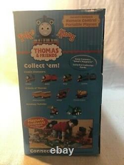 Take Along Thomas & Friends Harolds Helicopter Remote Control Portable Playset
